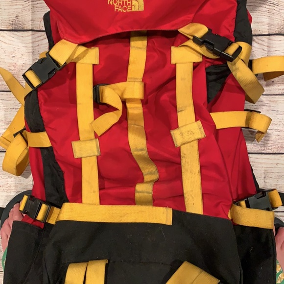The North Face Vintage Expedition Hiking Backpack